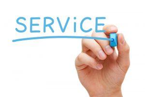 service-written-on-glass