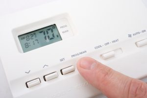 thermostat-adjustment